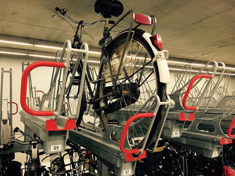 fietsparkeersystemen